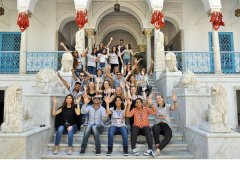 Deutsch-Tunesischer Jugendaustausch, Hammam-Sousse
